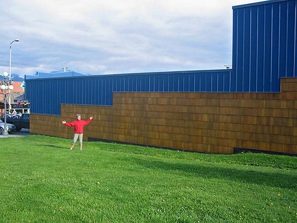 Seward Mural Wall