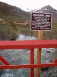 Archangel Creek Bridge
