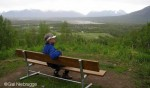 Butte Trail Bench