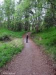 West Butte Trailhead