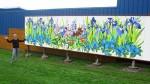Seward Mural Installed!!!