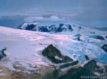 "Mt. Wrangell ""Ice Field"" Original Painting SOLD"