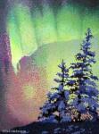 Aurora Borealis Painting Phase 10
