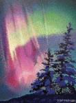 Phase 12 Aurora Borealis Painting