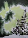 Phase 4 Aurora Borealis Painting