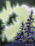 Phase 5 Aurora Borealis Painting