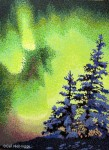 Aurora Borealis Painting Phase 7