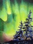 Aurora Borealis Painting Phase 8