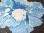 Blue Poppy Painting Phase #6