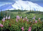 "Mt. McKinley ""Alaska's Legacy"" Art Print – Sold Out"