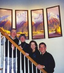 """Pioneer Peak"" Private Commission"