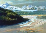 Matanuska River Print – Fall of Snow – Sold Out