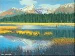 "Buy Landscape Fine Art Print – ""Grassy Wetlands"""