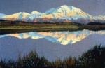 Denali Art Prints – Mirror Image -Sold Out