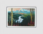 Buy Mt. Drum Landscape 4″ x 6″ Mini Print