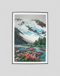 Buy Byron Glacier 4″ x 6″ Mini Print