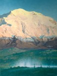"Buy Mt. McKinley Print – ""The Great One"" 5.6″ x 7.5″"