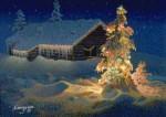Christmas Card – Holiday Tree
