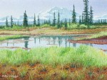 "Buy Giclee Art Print ""McKinley Trail"""