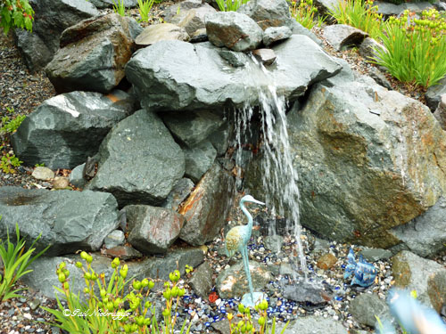 Wasilla Alaska Rock Garden
