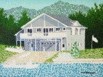 Second Phase of Mystrom Boathouse Commission