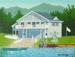 Third Phase of Mystrom Boathouse Commission