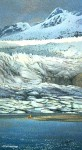 "Buy Original Painting ""Ice Giant"" Mendenhall Glacier, Alaska"