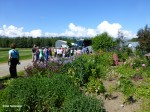 Artist Tours Palmer, Alaska, Farms