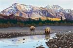 Note Card – Teklanika Bears