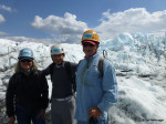 Hiking the Matanuska Glacier