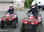 ATV Ride for Ice Cream