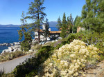 Visiting Thunderbird Lodge, Tahoe