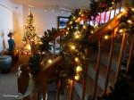 Niebrugge Studio Christmas Decorating 2013