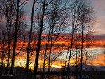 January Alaska Sunrise