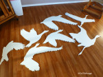 Birds are Ready to Paint