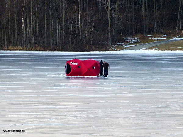 Ice fishing in style for Ice fishing clearance