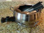 Tea Pot, Fondue Pot